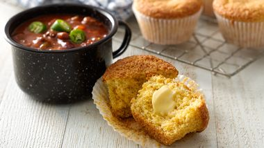 Maple Butter Cornbread