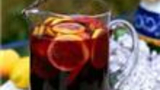 Sangria for a Crowd