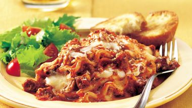 Slow-Cooker Family Favorite Lasagna