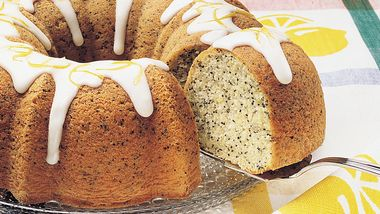 Lemon-Poppy Seed Brunch Cake