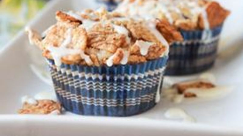 Bakery Style Blueberry Muffins with Snappy Streusel