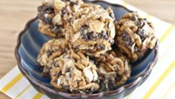 No-Bake Energy Cookies