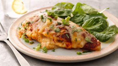 Mexican Stuffed Chicken Breasts