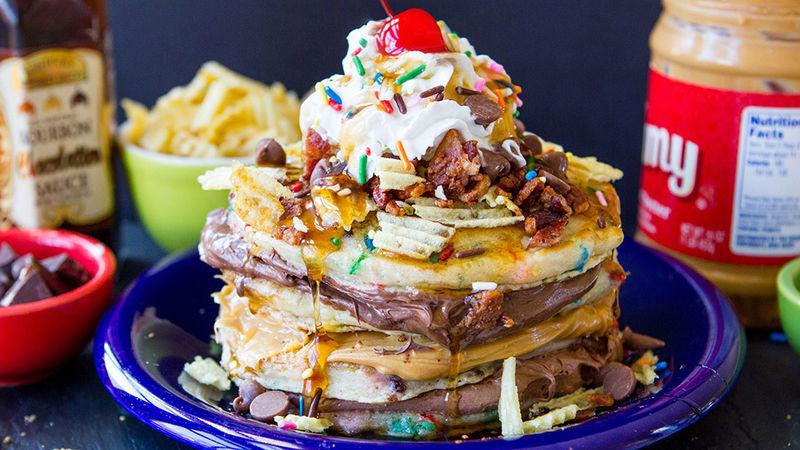 Pity Pancakes