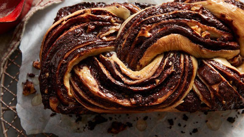 Chocolate Swirl Babka Recipe From Betty Crocker