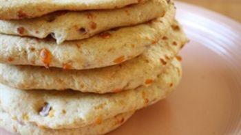 Cheesy Onion Pita Bread