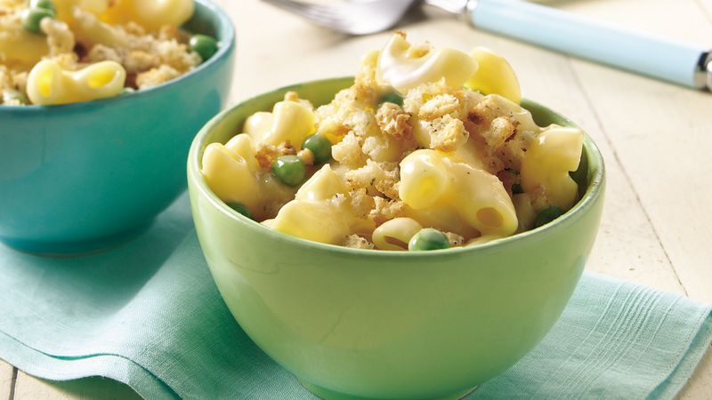Light and Creamy Mac and Cheese