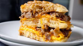 Pancake Breakfast Bake