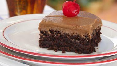 Cherry Cola Brownies
