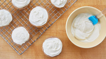 Creamy Honey Frosting
