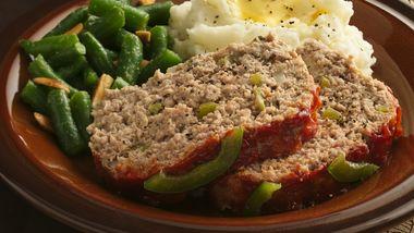 Savory Meatloaf (Makeover)