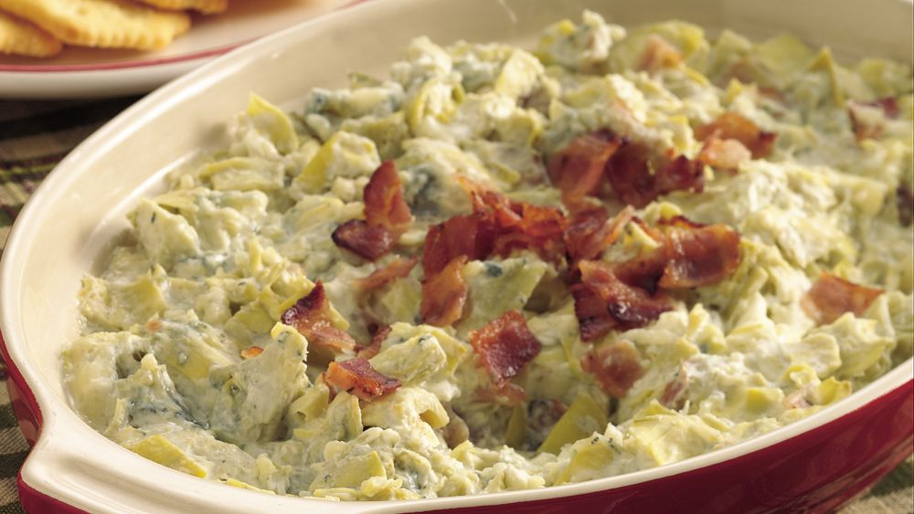 Gorgonzola-Artichoke Dip