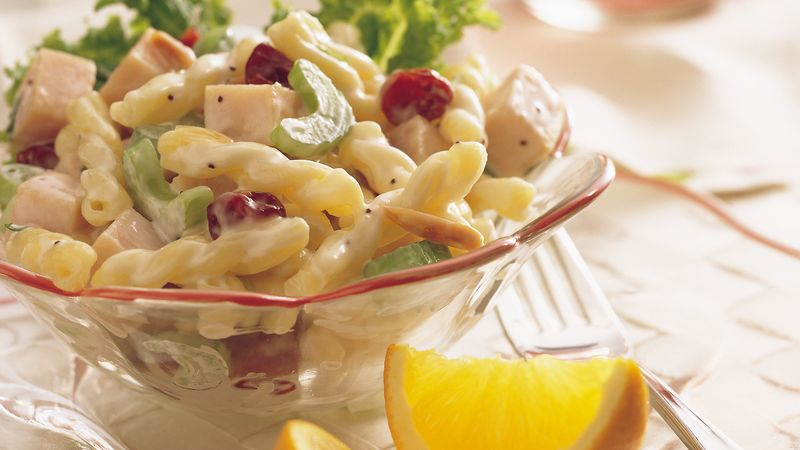 Turkey and Dried Cherry Salad