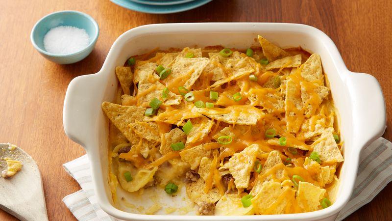 Potatoes Rancheros Casserole