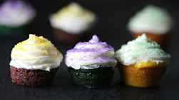 Three Kings Mini Cupcakes
