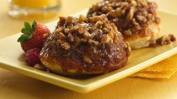 Caramel-Nut Breakfast Biscuits
