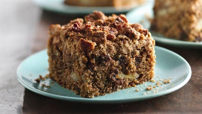 Streusel-Topped Fruit Brunch Cake
