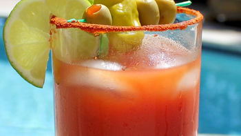 Steakhouse Bloody Mary