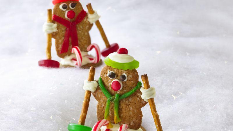 Ginger-Ski Men