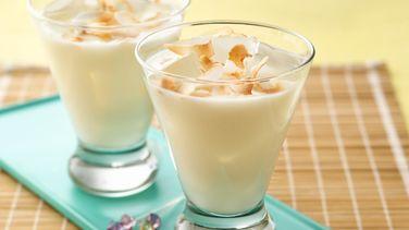 Lactose Free Caribbean Coconut Hurricanes