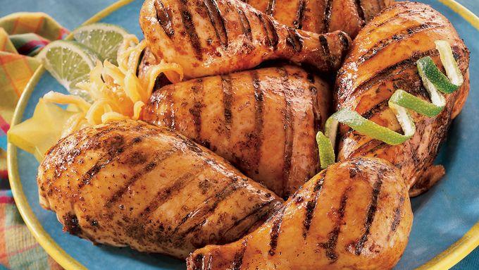 Caribbean Mojo Chicken