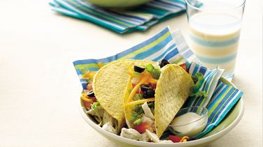 Ranch-Style Chicken Tacos