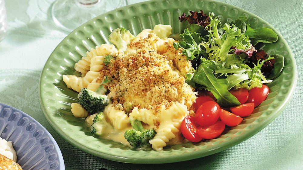 Crispy-Topped Macaroni and Cheese