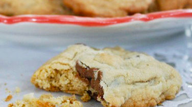 Galletas de Chispas de Chocolate, Coco y Nueces de Macadamia