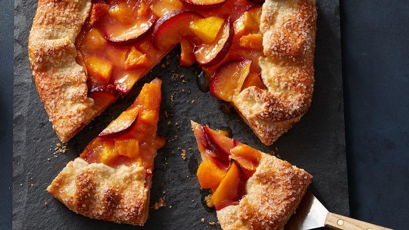 Stone Fruit Galette recipe from Betty Crocker