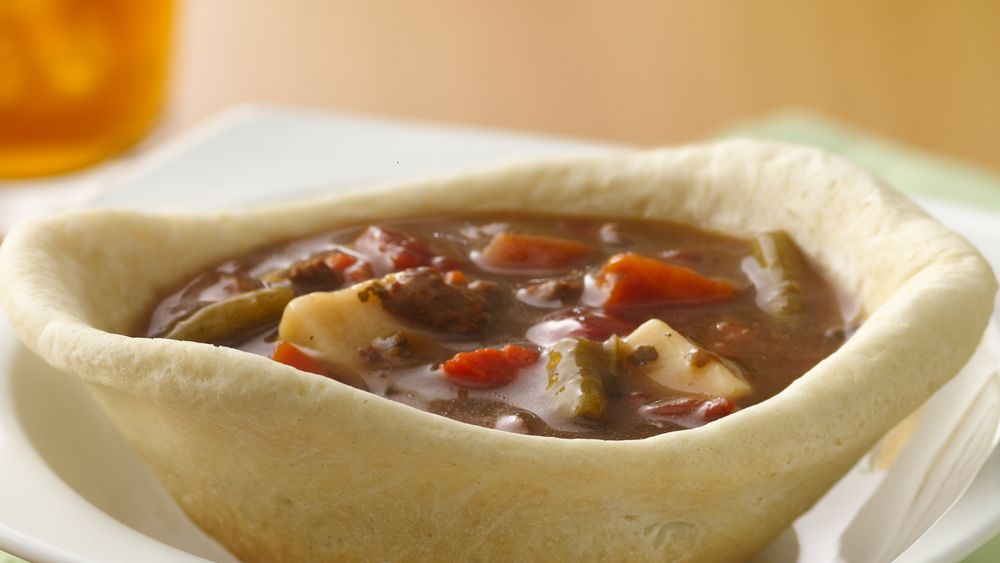 Bread Bowl Soup