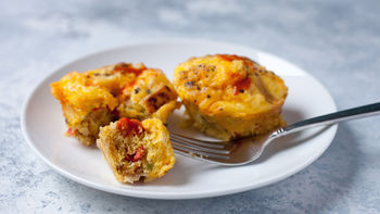 Easy Muffin-Tin Migas