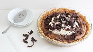 No-Bake French Silk Pie