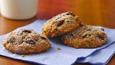 Gluten-Free Pumpkin Chocolate Chip Cookies