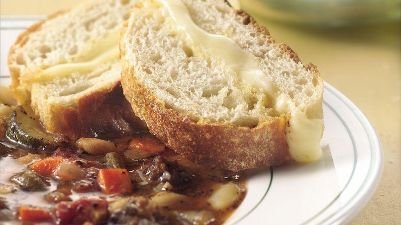 Pan Francés a la César