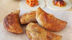 Pork and Candied Onion Fried Empanadas