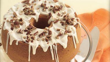 Butter Rum Pound Cake