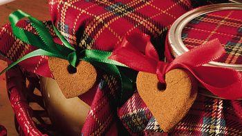 Scented Cinnamon Ornaments