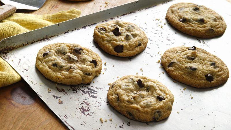 Easy Gluten Free Choc Chip Cookie Recipe