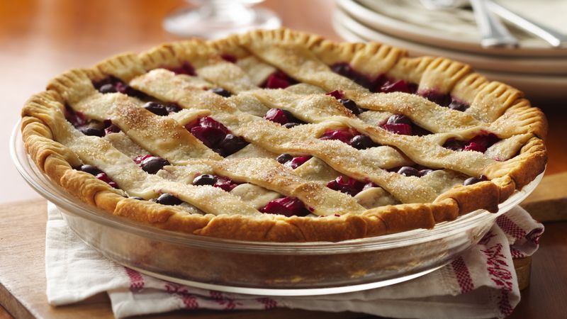 Rhu-Berry Pie