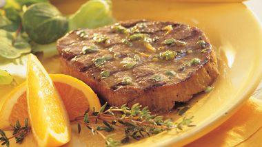 Orange Thyme Marinade