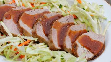 Hawaiian Pork Loin
