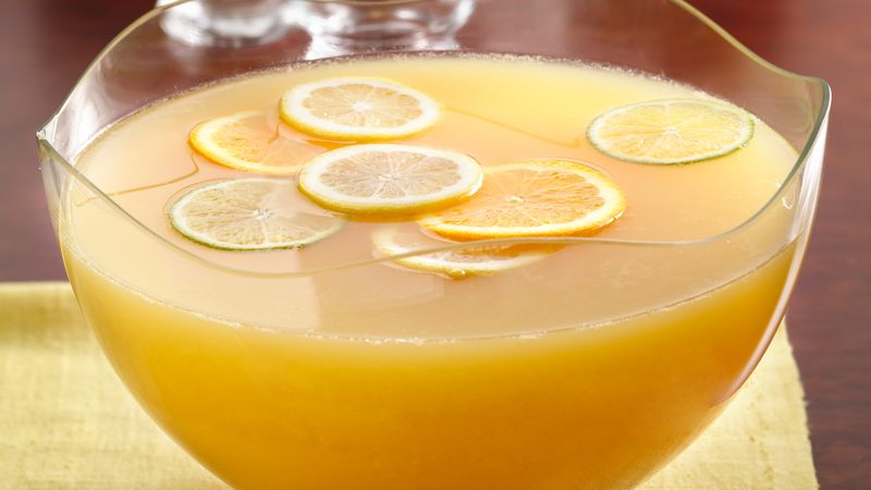 Tangy Citrus Punch