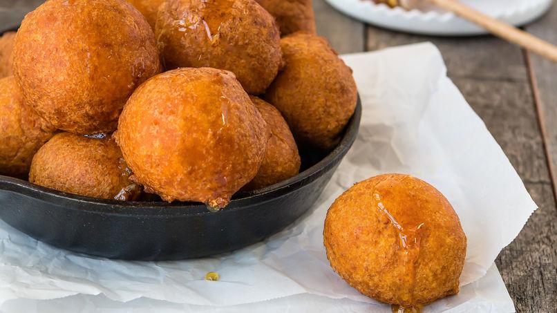 Pumpkin Buñuelos