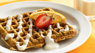 Rise-and-Shine Waffles