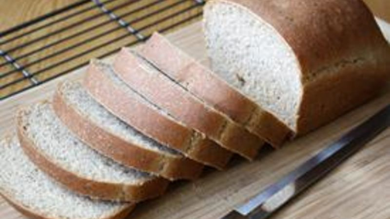 Ricotta-Olive Oil Herb Bread