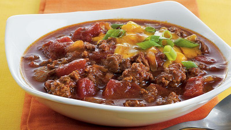Texas No-Bean Chili