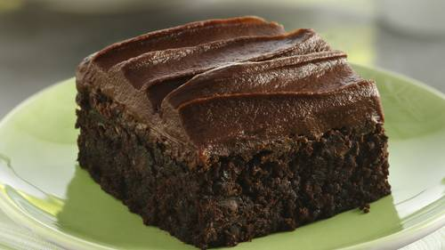 Image result for frosted brownies