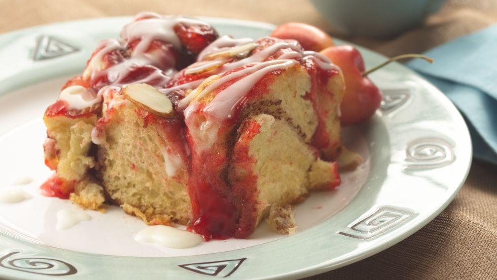 Cherry-Almond Coffee Cake (club store pack)