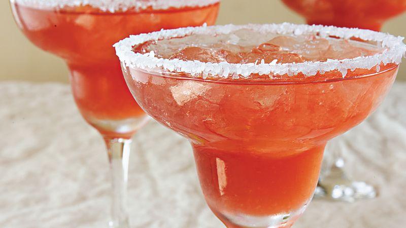 Cranberry-Lime Margaritas