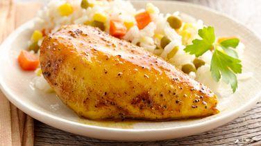 Honey-Roasted Chicken